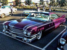 1959 Cadillac Coupe De Ville by Michelle ~ BLACKY ~ CHAMPAZ'S PHOTOS.., via Flickr
