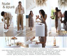 Shooting d'Inspiration réalisée par les étudiantes à l'école Jaelys @ecolejaelys de Paris en Bachelor Chef de projet wedding planner: Britany, Cynthia, Tania, Ellia Lieu:@pavillondesprinces - Photographe :@anna_photo_fr - Vidéaste :@str__design Pâtissière :@lesmacaronssanse - Coiffure: @michou3355 - Maquillage:@_erithy_ Fleuriste: @une_fleuriste_a_paris - Modèles:FLORENT Maureen & DONATIEN Rémi Bachelor Wedding, Paris, Wedding Planner, Place Cards, Photos, Anna, Place Card Holders, Inspiration, Design