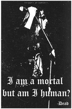 Life Eternal lyrics, Mayhem.