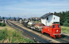 2067.38 ÖBB Austrian State Railways ÖBB class 2067 at Gmünd NÖ, Austria by Maarten van der Velden