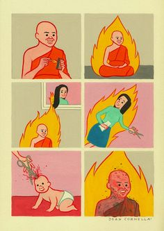 The Weird Comics of Joan Cornellà