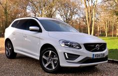 Safest SUVs for Small Families-Volvo XC60 2015