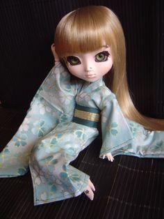 Pullip Kimono Pattern by CacauAtelier on Etsy
