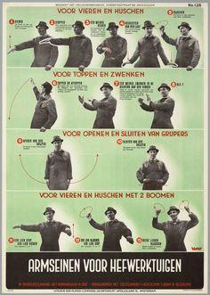 Vintage Dutch Safety Posters - Imgur