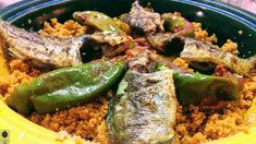 sfaxienne Couscous, Mets, Saveur, Grains, Food, Chicken, Fish, Eat, Kitchens