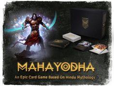 Maha Yodha | Image | BoardGameGeek
