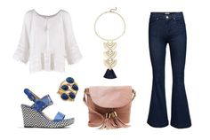 Flared Jeans Looks