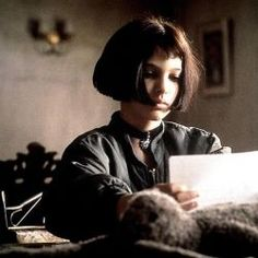 Image of Mathilda From The Leon: The Professional (Natalie Portman)