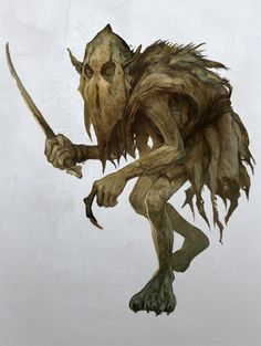 Misty Mountain Goblin