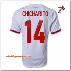 d5928a61acb Chicharito 2013 Soccer Jersey and Shorts Set - Youth Youth Size Youth Extra  Small to 6 Year Old.
