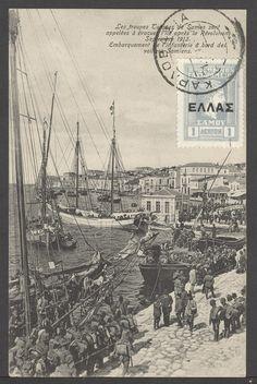 "Greece Samos 1914 Nice Picture Postcard ""Les Troupes Turces de Samos Sont ""   eBay Vintage Cards, Vintage Postcards, Samos Greece, Greece Vacation, Picture Postcards, Nice Picture, Greeks, Old Photos, Cool Pictures"