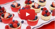 Make Mini Cheesecakes AKA Cheesecake Cupcakes