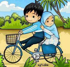 Muslim Couple ♡ ❤ ♡ Marriage In Islam ♡ ❤ ♡ Halal Love  . . Follow me here MrZeshan Sadiq