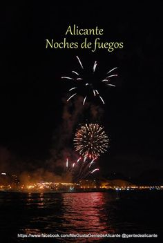 Fiestas Foto concurso fuegos artificiales-postiguet hogueras 2013 Caballer