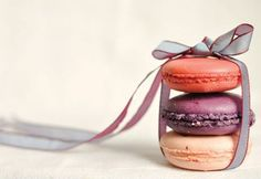 Macaroons for table decorations.. Choose your colors..