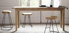 stools for kitchen industrial - Google Search