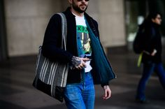 Milan Men's Fall 2016 Fashion Week, Day 2.