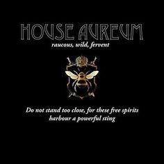 """I got """"House of Aureum""""!"""