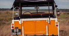 "#Landrover 88"" #Series IIA 1971"