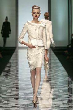 Valentino Fall 2007 Couture Runway - Valentino Haute Couture Collection