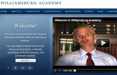 """Online classical education for the high school years (TJEd-style). Now has """"intermediate"""" classes for 9-13yo."""
