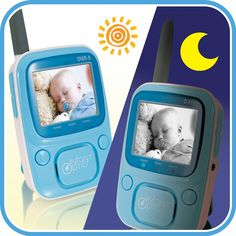 Do you want peace of mind that your baby is safe and fine while it sleeps? Then you need to check out the Baby Camera Monitor that comes with night vision.