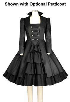 7eb060330b7 Supremacy Dress - Black - PLUS SIZES by Chic Star. Plus Size Womens  ClothingClothes ...
