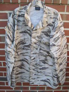 Desert Tiger Stripe by beyondfleece.com (SEAL worn?)