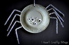 I've had a swarm of paper plate spiders take over my house the last couple days! Luckily they are the cute kind that I don't mind having around! 😉 These are so simple to make, your kids willLOVE them and they make spooktacular Halloween decorations!! {This post contains affiliate links, read ourDisclosure Policyfor more information.} …