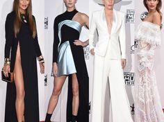 Lo mejores y peores estilismos de los American Music Awards