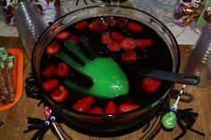 Halloween Fruit Punch
