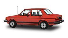 Colores originales: Volkswagen Atlantic 1981