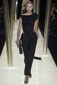 Giorgio Armani Privé Couture Spring 2015 - Slideshow - Runway, Fashion Week, Fashion Shows, Reviews and Fashion Images - WWD.com
