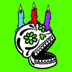 Happy 3rd birthday The Lucky Taco!