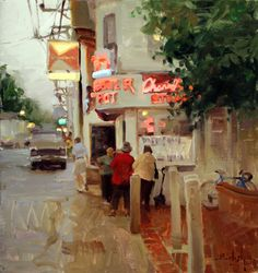 Kim English, 1957 ~ American Plein-air painter | Tutt'Art@ | Pittura * Scultura * Poesia * Musica |