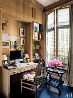 Mathilde Favier-Meyer's Elegant Home Is a Parisian Paradise Photos | Architectural Digest