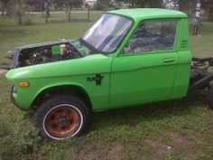 1980 Chevrolet LUV by chrisquested http://www.truckbuilds.net/1980-chevrolet-luv-build-by-chrisquested
