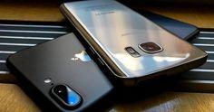 iPhone 7 vs Galaxy S7   camera.