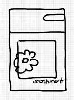 February Sketch Challenge by Hilary Kanwischer