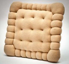 So funny! What a great idea for a pillow - it looks like the real thing!