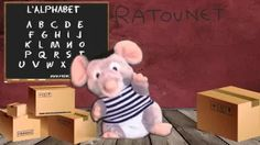 alphabet song french - YouTube