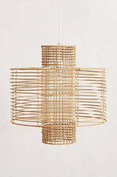 Home Decor Objects Ideas & Inspiration : Deco Rattan Pendant Lamp Rattan Pendant Light, Pendant Lamp, Pendant Lighting, Rattan Light Fixture, Unique Lighting, Home Lighting, Lighting Design, Kitchen Lighting, I Love Lamp