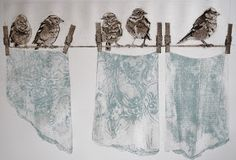 Sue Brown Printmaker: COLLAGRAPH GALLERY