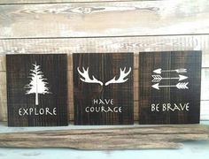 woodsy decor - Google Search