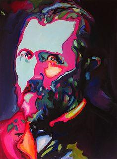 Vincent van Gogh #DeadMasters #DooieMeesters