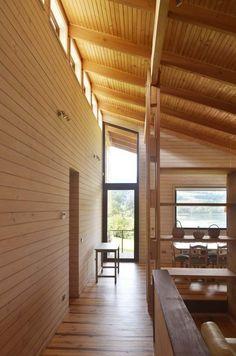 Galería de Dos Casas en Lago Ranco / Cavagnaro Rojo Arquitectos - 3