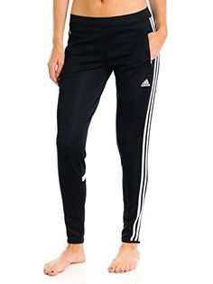 The Climacool ventilation throughout these Adidas Condivo Pants will keep you cool and dry so you can stay focused on whats most important your training.