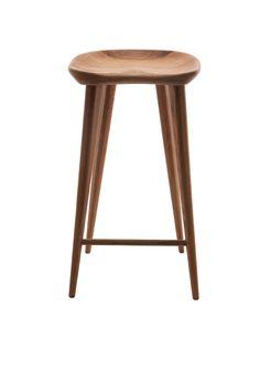 Hot midcentury modern.  Carly Bar Stool. $560
