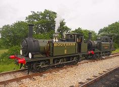 Image result for Isle of Wight locomotives