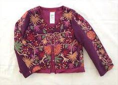 「インド カシミール地方 ウール刺繍 ジャケット」の画像検索結果